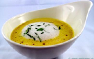 Karotten-Suppe mit Ingwer Rezept
