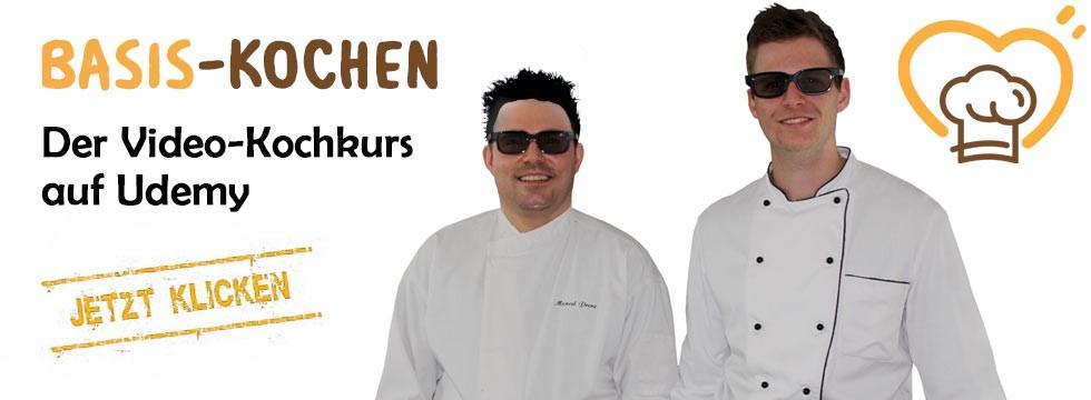 Banner Basis-Kochen