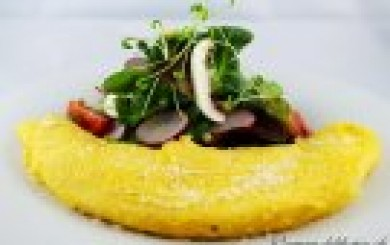 Rezept Käse-Omelette