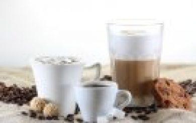 Kaffee und abnehmen