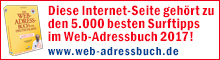 Diese Webseite gehört zu den 5000 besten Surftipps