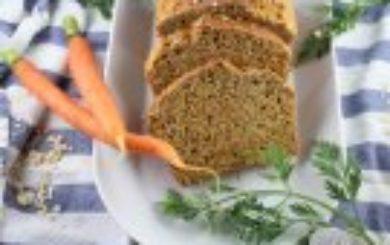 Schwedisches Karottenbrot - Morotlimpa