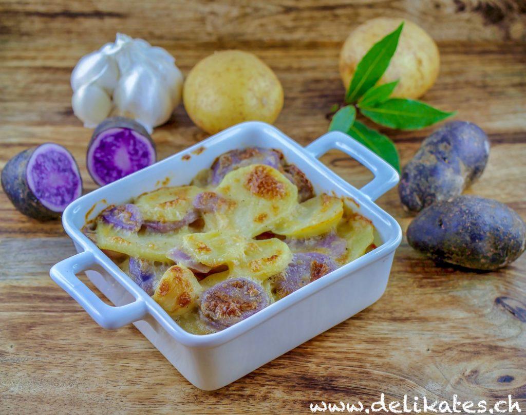Kartoffelgratin Rezept einfach