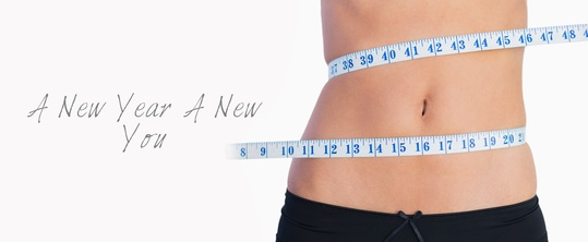 Fit belly surrounded by measuring tape © WavebreakmediaMicro - Fotolia.com