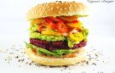 Veganer Burger Rezept