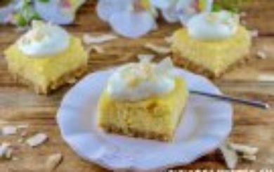 Coconut Cheesecake Rezept