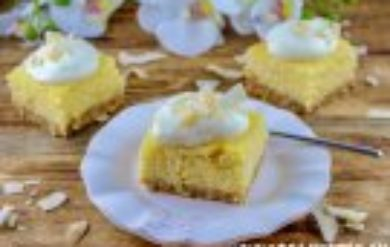 Coconut Cheesecake Rezept