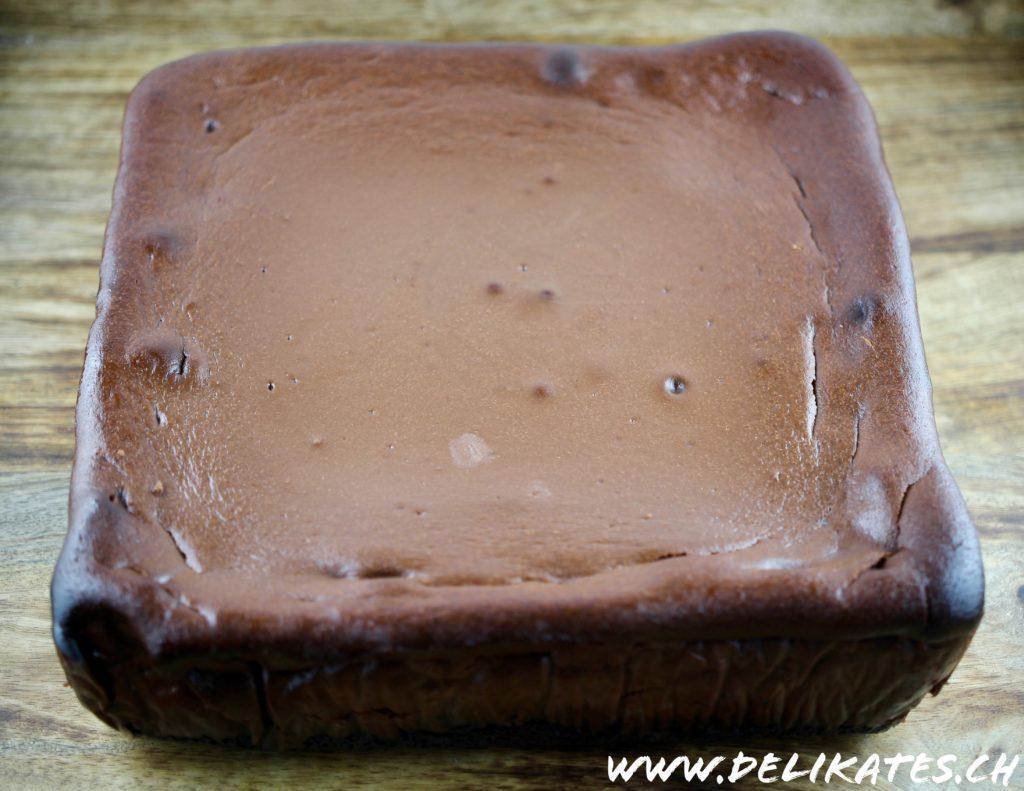 Easy-Chocolate Cheesecake Bars