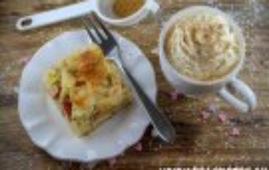Low Carb Apfelkuchen Rezept