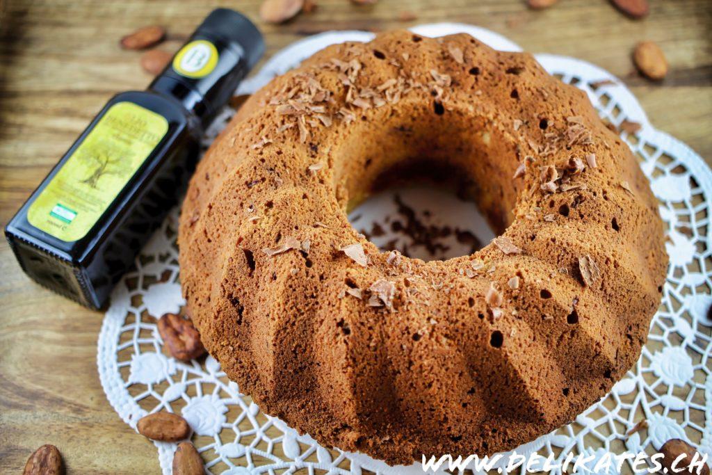 Olivenöl Kuchen Rezept