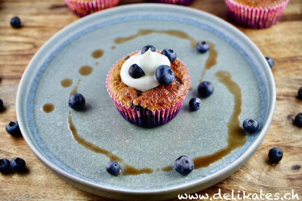Saftige-Low-Carb-Blaubeer-Muffins-einfaches-Rezept