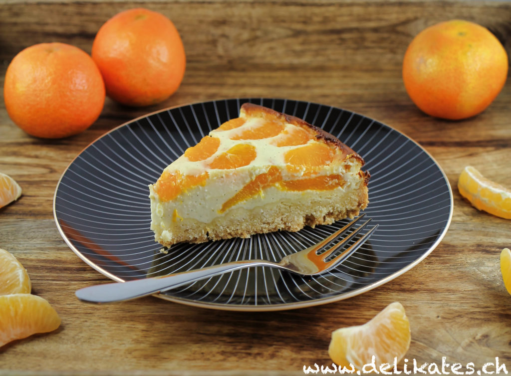 Mandarinen-Cheesecake-Rezept