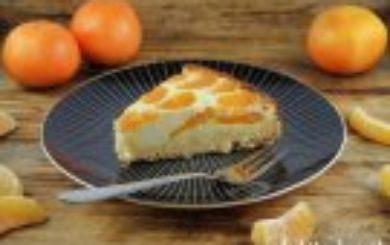 Mandarinen-Käsekuchen-Springform